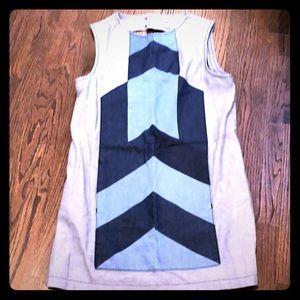 ASOS denim size 6 dress